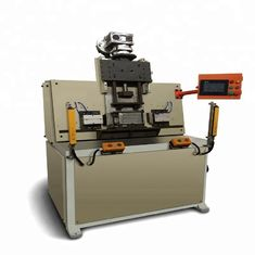 Servo Type Radiator Core Builder Machine With Reliable Working Performance