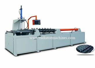 China Mechanical Radiator Making Machine Expansion Aluminum Pipe Dia 8mm supplier