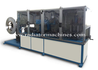 Fully Auto Aluminum Side Plate Radiator Making Machine for Brazing Radiators