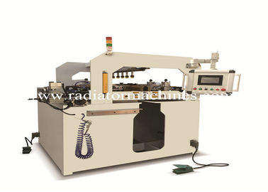 China Servo Type Radiator Plastic Tank Crimping / Clinching Machine 30 Cores per Hour supplier