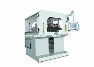 China 1 Year Warranty Radiator Plastic Tank Crimping Machine For 4 Sides supplier