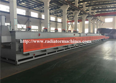 500 Kg / H Mesh Belt Furnace , High Temperature Furnace For Self Tapping Screws