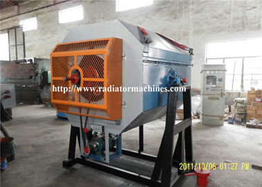 China High Performance 45KW Rotary Electric Heat Treat Furnace For Screws And Bolts supplier