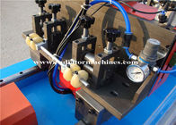 China Flat Tube Cutting Machine , Automatic Straightening Machine 12 Months Warranty factory