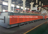 China Electric Roller Screw Mesh Belt Furnace 500 Kg/H Carburizing Productivity factory