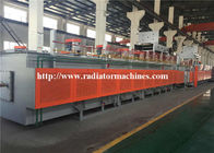 China 1000 KG/H Electric Resistance Mesh Belt Furnace 950 Degree for Nails and Screws factory