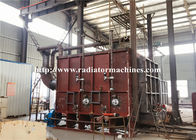 China PLC Controlled Bogie Hearth Furnace 6-8 M/Min Door And Bogie Moving Speed factory