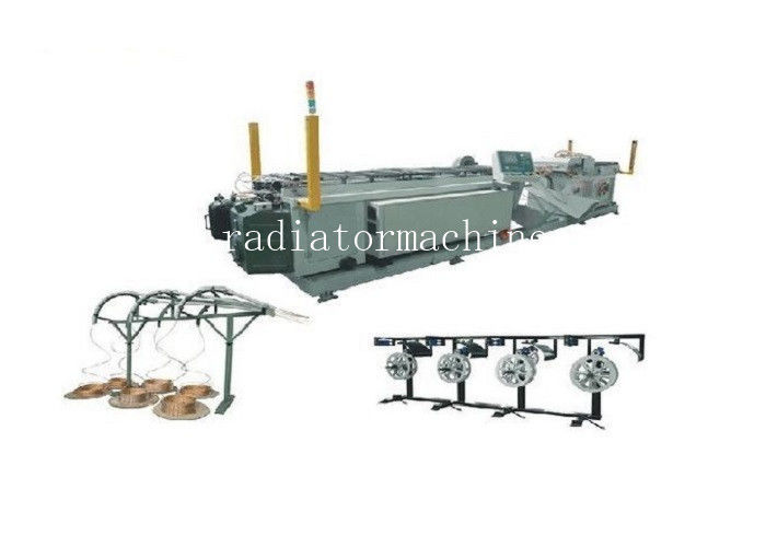 7.5KW Automatic Bending Machine For HVAC Equipment Long U Tube Bending supplier