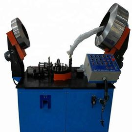 1.5kw Industrial HVAC Equipment Automatic Welding Ring To U Bend Assembly Machine