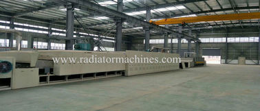 Fast Speed Mesh Belt Furnace Brazing Equipment Gas Drying Oven 250 * 1200 Mm