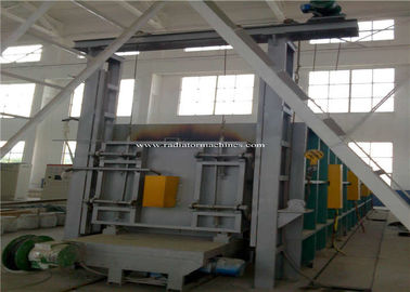 Intelligent Control 950℃ Bogie Type Furnace For Steel Parts Heat Treatment