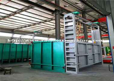 China Trolley Type High Temperature Heat Treatment Furnace For Cast Iron CE Certificate factory